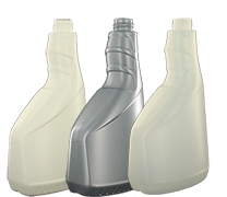 Ergonomic bottle Baly